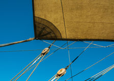 Sail ship Stock Image
