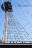 Sail ship royalty free stock images