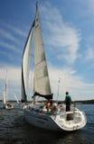 Sail summer. Stock Photography