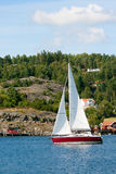 Sail Sweden Royalty Free Stock Image