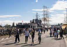 Sail Szczecin 2014 Stock Images