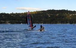 Sail training stock photos