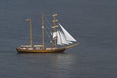 Sail vessel Stock Images