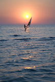Sailboard Fotografia de Stock Royalty Free