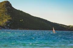 sailboards Imagem de Stock Royalty Free