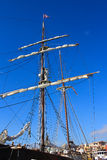 sailboat πανιών Στοκ φωτογραφία με δικαίωμα ελεύθερης χρήσης
