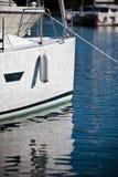 Sailboat πλευρά Στοκ Φωτογραφία