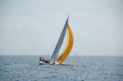 sailboat της Γαλλίας νότος Στοκ φωτογραφία με δικαίωμα ελεύθερης χρήσης
