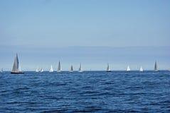 sailboat φυλών Στοκ φωτογραφία με δικαίωμα ελεύθερης χρήσης