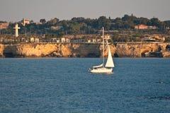 Sailboat 1 Fotografia de Stock