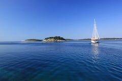 Sailboat Royalty Free Stock Photos