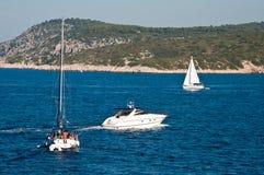 Sailboat Imagens de Stock Royalty Free