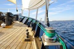 Sailboat Stock Image