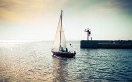 Sailboat Στοκ Εικόνες