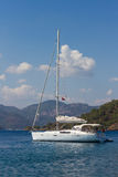 Sailboat Imagem de Stock Royalty Free
