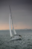 Sailboat Fotografia de Stock Royalty Free