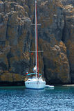 Sailboat 5 Stock Photo