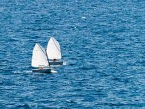 Sailboat Fotografia de Stock