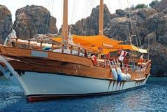 Sailboat 6 Royalty Free Stock Photography