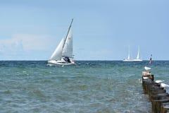 Sailboat Fotos de Stock Royalty Free