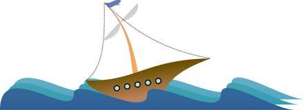 Sailboat Foto de Stock
