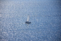 Sailboat Imagem de Stock Royalty Free