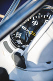 Sailboat compass Royalty Free Stock Photo