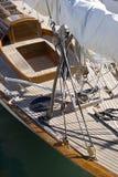 Sailboat details Stock Photos