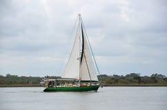 Sailboat in Florida Stock Photos