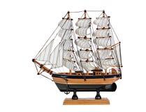 Sailboat modelo fotos de stock royalty free