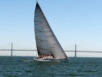 Sailboat at Rolex Cup San Francisco 2015 Stock Photo
