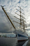 Sailboat Sedov Royalty Free Stock Images