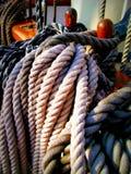 Sailboat slips Royalty Free Stock Photography