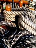 Sailboat slips I Stock Image
