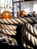 Sailboat slips II Royalty Free Stock Photo