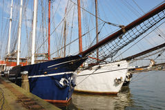 sailboats κινηματογραφήσεων σε &pi Στοκ Φωτογραφίες