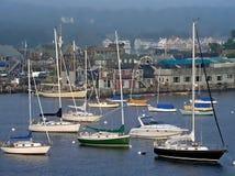sailboats σειρών Στοκ φωτογραφία με δικαίωμα ελεύθερης χρήσης