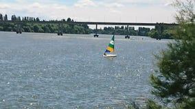 sailboats fotografie stock libere da diritti