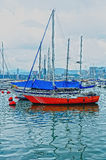 Sailboats Royalty Free Stock Photo