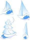 Sailboats Royalty Free Stock Image
