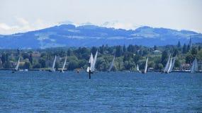 sailboats Στοκ Φωτογραφία