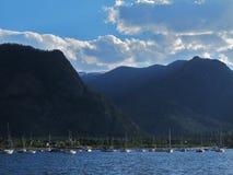 sailboats Foto de Stock Royalty Free