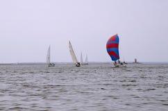 sailboats Foto de archivo libre de regalías