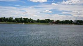 Sailboats stock image