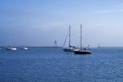 Sailbots, Marais grande fotografia de stock royalty free