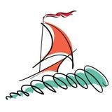 Sailer Imagens de Stock Royalty Free