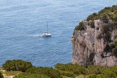 Sailer boat Stock Photo