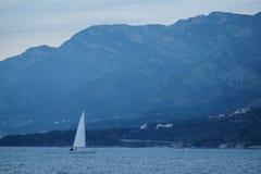 Sailer Royalty Free Stock Photos