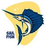 sailfish ilustracji