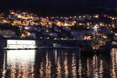 Порт Дубровника sailfish Стоковые Изображения